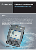 Eurotech MaxID homeland security cs.pdf icon image