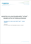Eurotech LowPower Atom Catalyst Design wp.pdf icon image