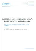 Eurotech LowPower Atom Catalyst Design wp.pdf icon image