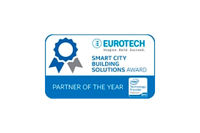 Smart City Solutions Partner of the Year 2015