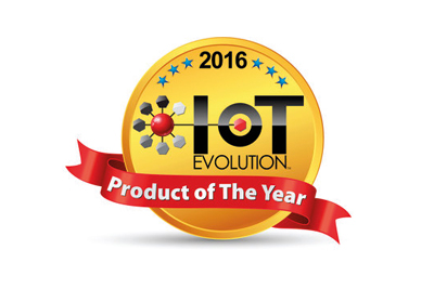 IoT Product of the Year 2016