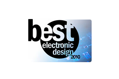 Eurotech Wins Best Electronic Design Award for Cloud Computing