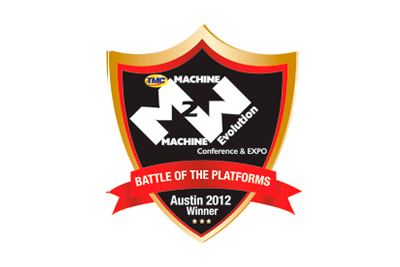 M2M Evolution Battle of the Platforms Award