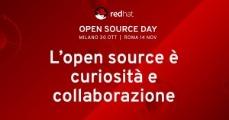 Programma Red Hat Open Source Day Roma