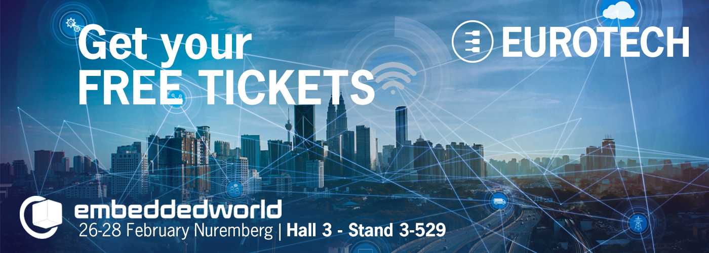 Embedded and Edge Computers at Embedded World 2019