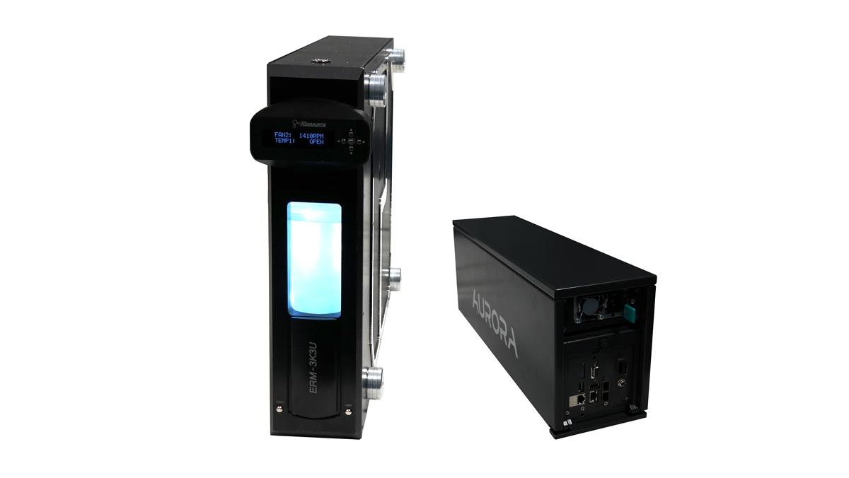HiVe DevKit | HPEC Development Kit Intel Xeon E3 Liquid Cooling
