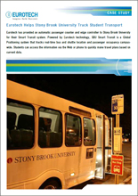 Eurotech Helps Stony Brook University Track Student Transport
