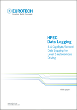 HPEC Data Logging - 4.4 GB/s Data Logging for Level 5 Autonomous Driving
