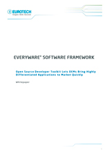 Everyware Software Framework