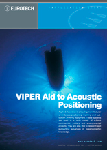 Viper Aid all' Acoustic Positioning
