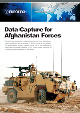 Data Capture for Afghanistan Forces