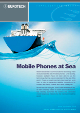 Mobile Phones at Sea