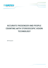 Accurate Passenger and People Counting with Stereoscopic Vision Technology