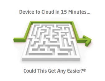 Device to Cloud in 15 Minutes