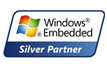 Microsoft Windows Embedded Silver Partner logo