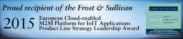 Eurotech awarded by Frost and Sullivan for its M2M Platform for IoIT Applications
