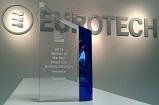 Eurotech awarded Intel Technology Provider's Smart City Building Solutions Partner of the Year Award