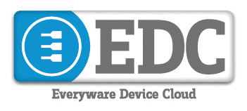 EDC Everyware Device Cloud  logo